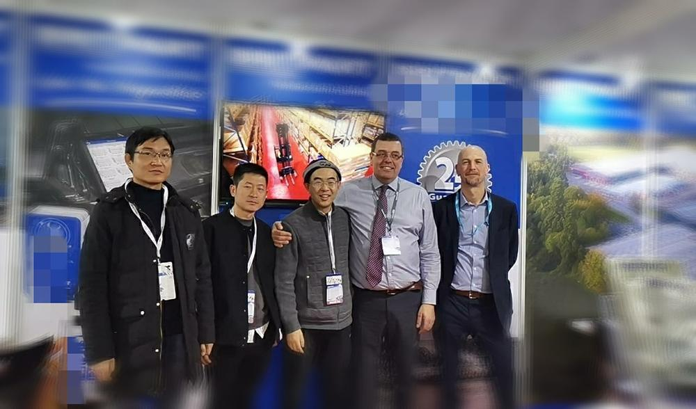 2019 Shanghai Frankfurt Auto Show business